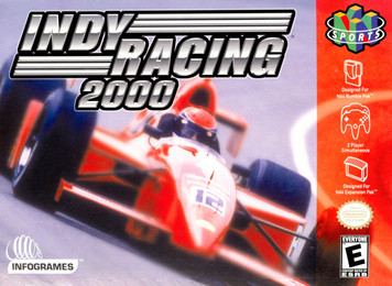 *USED* INDY RACING LEAGUE 2000 (#742725208445)