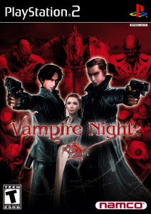 *USED* VAMPIRE NIGHT WITHOUT GUNCON [T] (#722674021197)