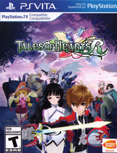 *USED* TALES OF HEARTS R [T] (#722674150415)