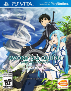 *USED* SWORD ART ONLINE LOST SONG [T] (#722674150491)
