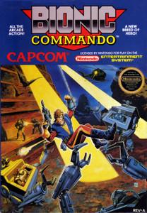 *USED* Bionic Commando (#013388110087)