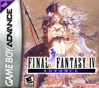 *USED* FINAL FANTASY IV ADVANCE [E] (#045496736873)