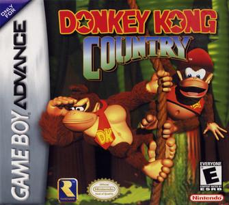*USED* DONKEY KONG COUNTRY [E] (#045496733131)