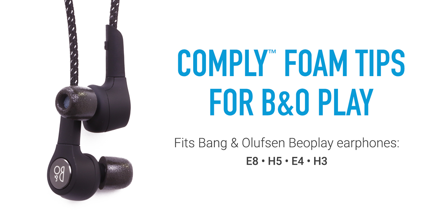 Fits Beoplay E8, H5, E4, H3