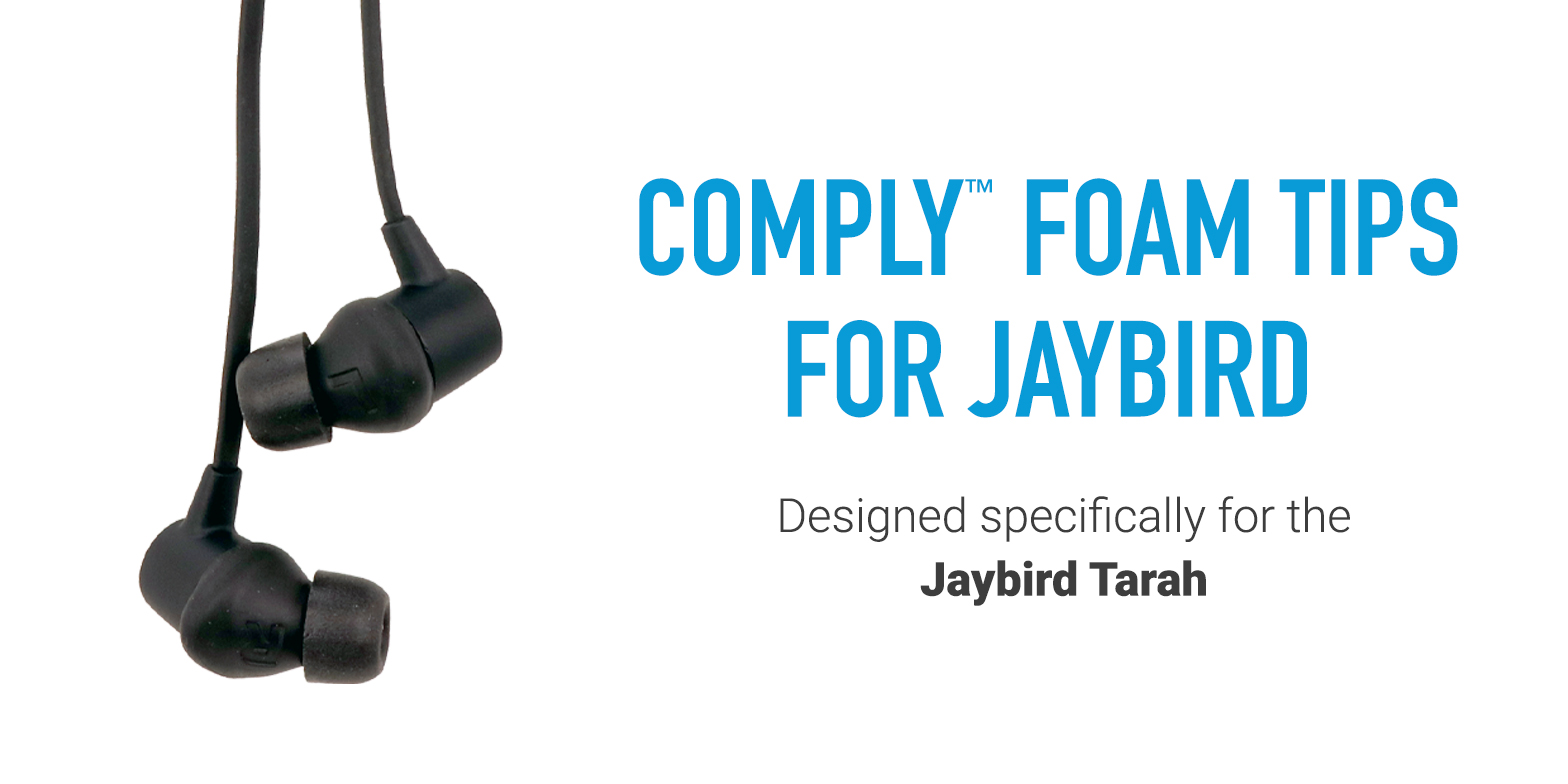 comply strata for jaybird tarah