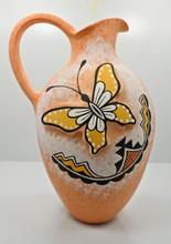 Zuni Tony Lorenzo Pottery Native American