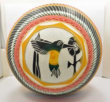 Hummingbirds Pottery Navajo