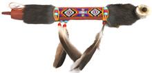 Native American Handmade Peace Pipe Smokable