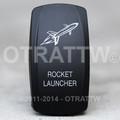 Rocket Launcher Rocker Switch - Contura V (VVPZCEJ-5001)