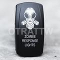 Zombie Response Lights Rocker Switch - Contura V (VVPZCZL-5GM)