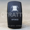 Air Bags Rocker Switch - Contura V (VVPZC72-5001)