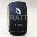 Stereo Rocker Switch - Contura V (VVPZC2G-5001)