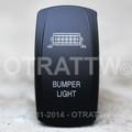 Bumper Light Rocker Switch - Contura V (VVPZCDR-5LB1)
