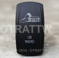 CB Radio Rocker Switch - Contura V (VVPZCCB-5001)