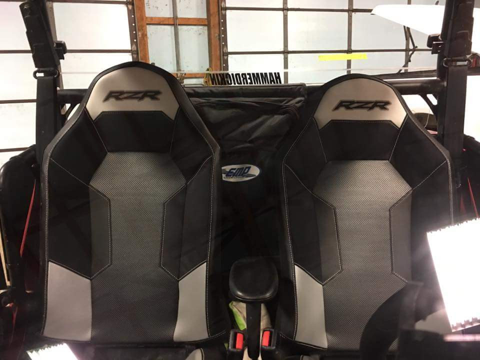 RZR | Seat Bases | Lower and Recline | (PAIR) | RZR-201028