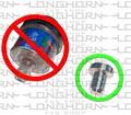 Air Intake Filter Indicator Plug   201058