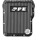 PPE Heavy Duty DEEP Aluminum Transmission Pan - Brushed (128051010)