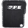 PPE Heavy Duty DEEP Aluminum Transmission Pan - Black (128051020)