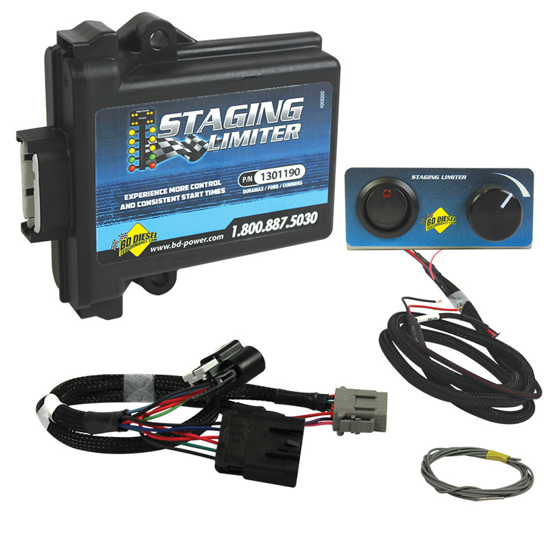 Duramax Staging Limiter (Launch Control) LBZ (1057726)