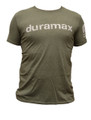 DuramaxGear - Military Green distressed Duramax with Flag- Green and White (T14015)