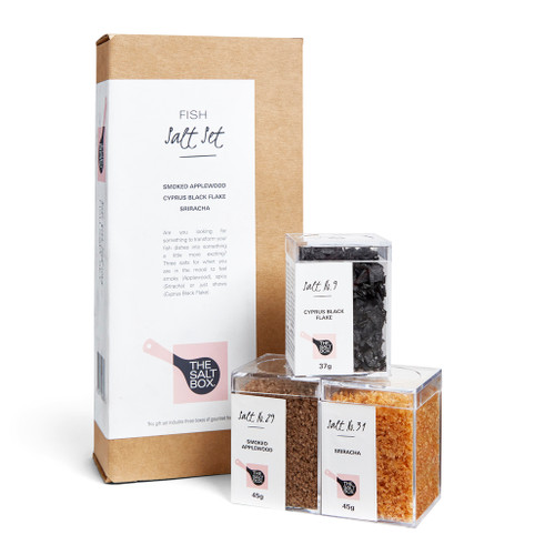 Fish Salt Gift Set Display Pack