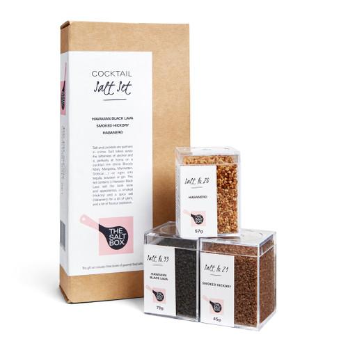 Cocktail Salt Gift Set Display Pack