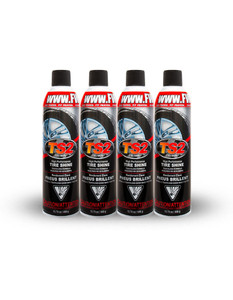 Touchless Tire Shine - 4 Cans