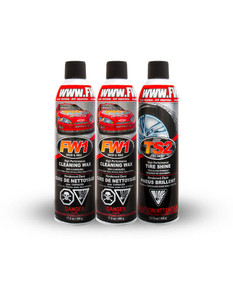 Multi Pack - 2 FW1 & 1 Tire Shine