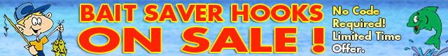 Fishing Hooks Coupon - On Sale