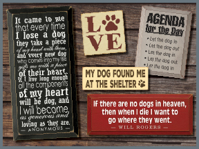 Wooden Signs Pet Signs Dog Signs Sawdust City Llc