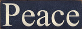 Shown in Old Blue with Cream lettering
