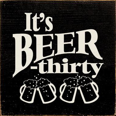 It S Beer Thirty