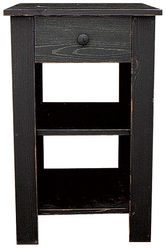 tall end tables. Tall End Tables H