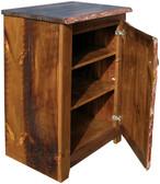 Rustic Cabinet - Overstock