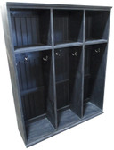 Short Locker Unit - Solid Black