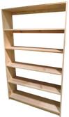Unfinished Bookcase #2