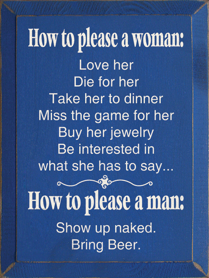 How To Please A Woman Love Her, Die For Her, Take Her To -9560