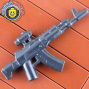 AK12 LEGO minifigure compatible Assault Rifle