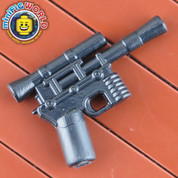 DL44 LEGO minifigure compatible Star Wars Blaster