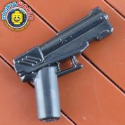 DC15S LEGO minifigure compatible Star Wars Blaster Pistol
