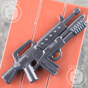 M16KAC  LEGO minifigure compatible Assault Rifle