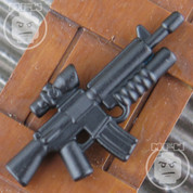 M16AGL Matt Finish LEGO minifigure compatible Assault Rifle