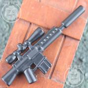 M110 Matt Finish LEGO minifigure compatible Assault Rifle