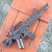 T86 Matt Finish LEGO minifigure compatible Assault Rifle