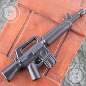 M16 Matt Finish LEGO minifigure compatible Assault Rifle