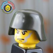 MG0 Helmet Dark Tan