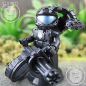 Jorge052 Custom LEGO Minifigure