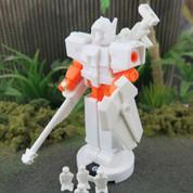 DELTA MECHABRICK ROBOT
