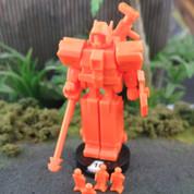 BRAVO MECHABRICK ROBOT