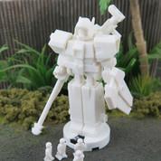 ALPHA MECHABRICK ROBOT